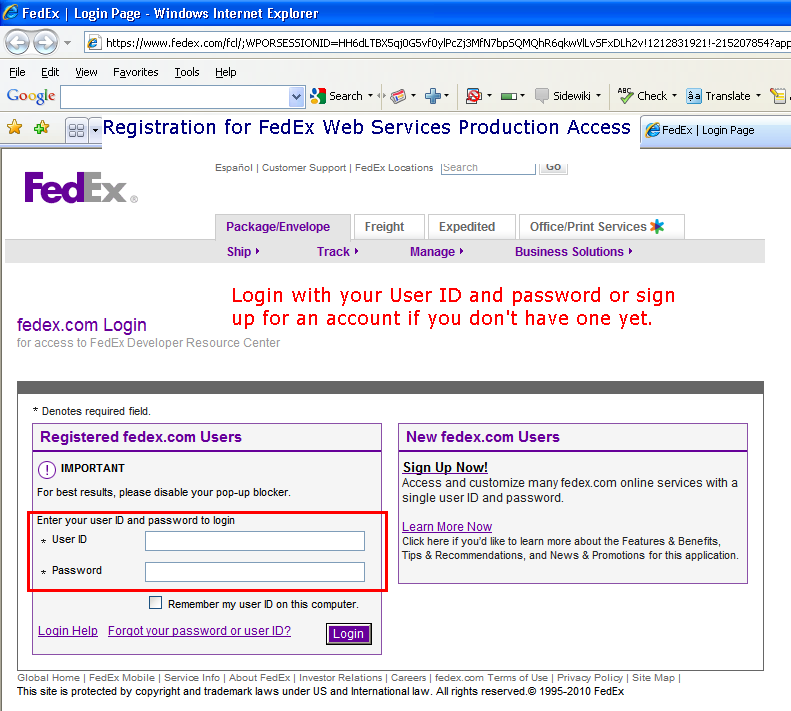 7-0026-EN-How do I setup FedEx Web Services for Shipping ...